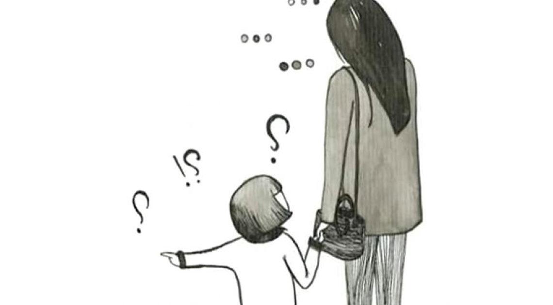 Почему вопросы детей могут раздражать и для чего их нужно терпеть