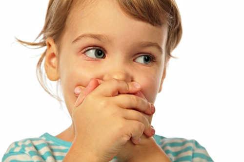 Как научить дитя никогда и не за что не перебивать собеседника