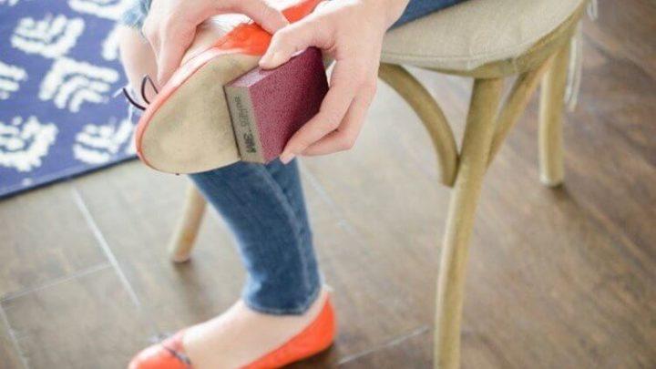 10 крутых лайфхаков для удобного ношения обуви