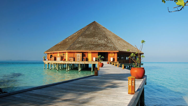 Мальдивы ужасное место…