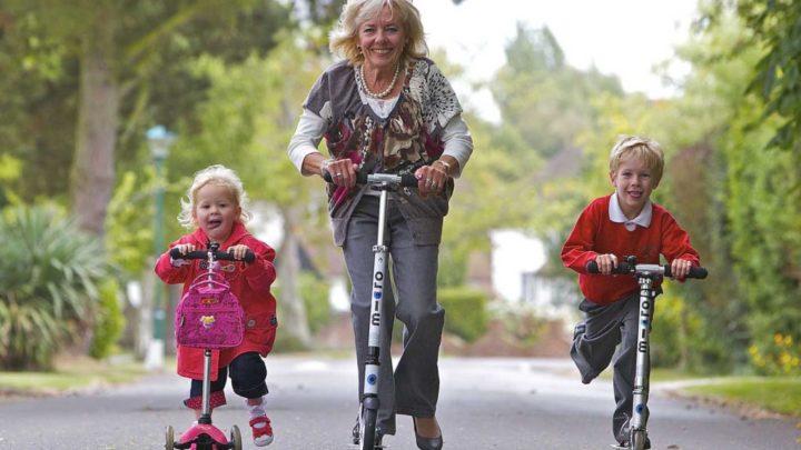 «Совсем моя мама с катушек слетела. Надо внуков нянчить. А она путешествовать надумала»