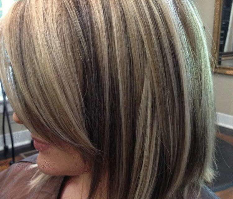 Мелирование: Модные виды окрашивания волос на осень и зиму