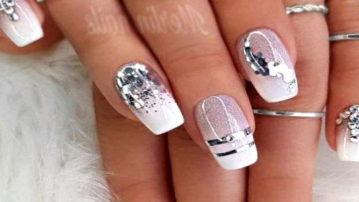 Интересный и привлекательный дизайн маникюра для коротких ногтей