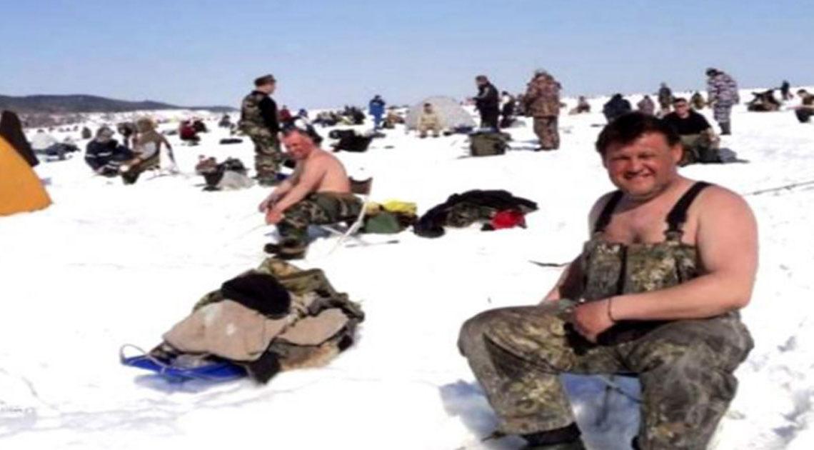 Французам не понять! Почему русские зимой на рыбалку ходят