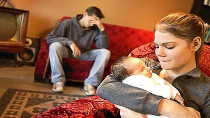 Моей счастливой семейной жизни мешает наш ребенок