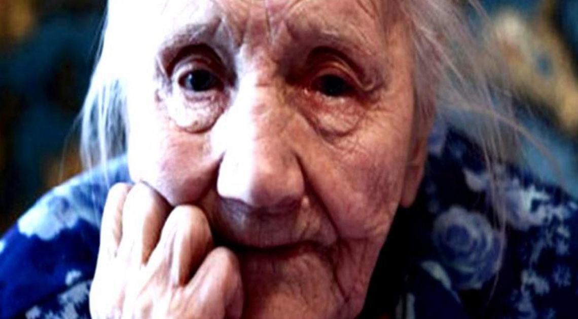 Мария Петровна никогда даже не думала о том, что так будет свой век доживать