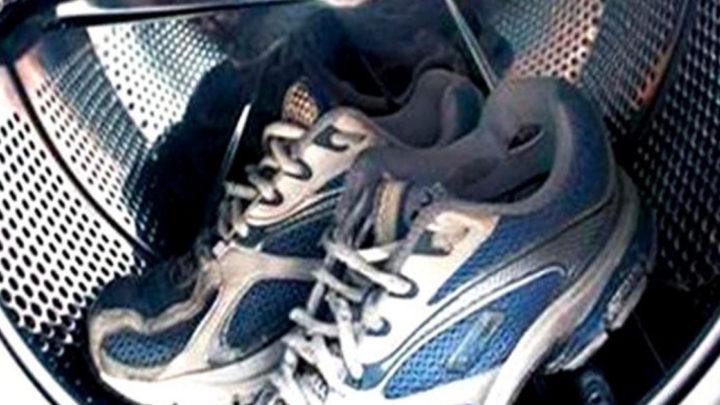 Несколько советов, чтоб не бояться стирать обувь в стиральной машине