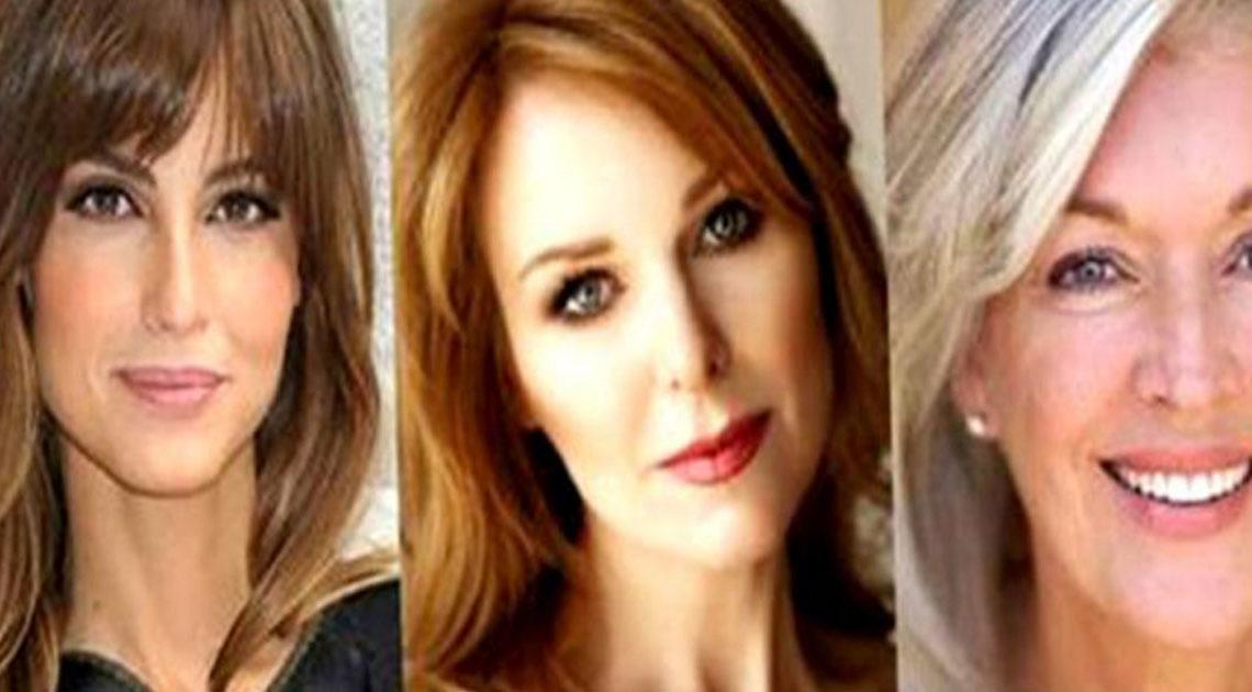 Какие оттенки волос выбрать, чтоб выглядеть моложе