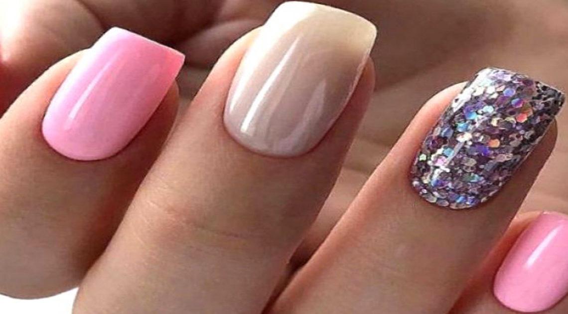 Идеи удачного маникюра для коротких ногтей